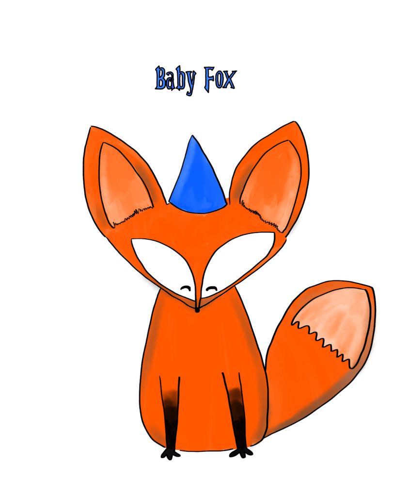 baby fox final artprint copy